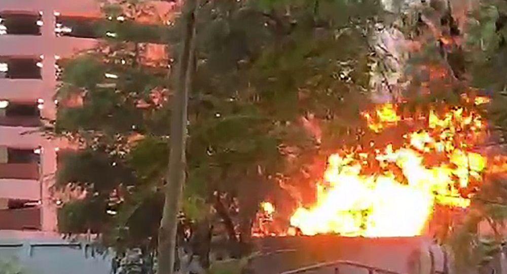 使館:泰國槍擊事件受害者中沒有俄羅斯人