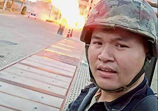 泰國士兵殺人狂賈克拉潘·宋瑪