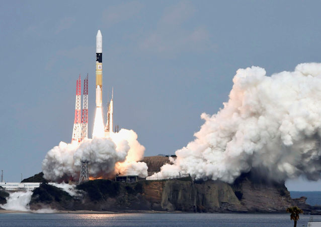 日本用H2A運載火箭成功發射一間諜衛星
