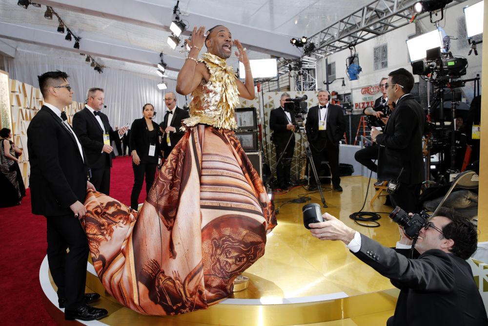 「2020年奧斯卡」:紅毯