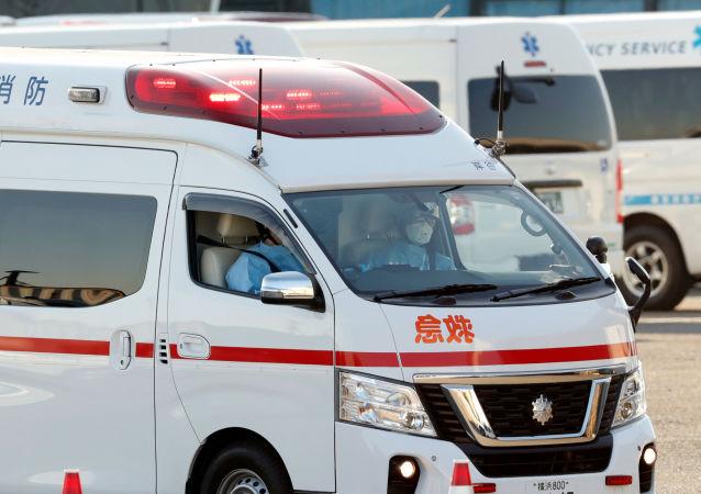日本救護車