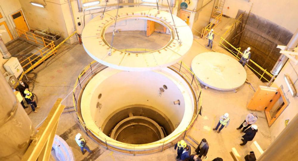 俄外交部:美國對伊朗核項目結束制裁豁免不會令阿拉克核反應堆改造停止