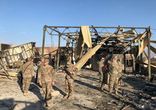 媒體:10枚火箭彈射向伊拉克西部的軍事基地