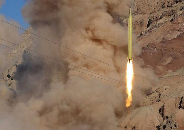 媒體:演習期間伊朗從地下設施發射彈道導彈