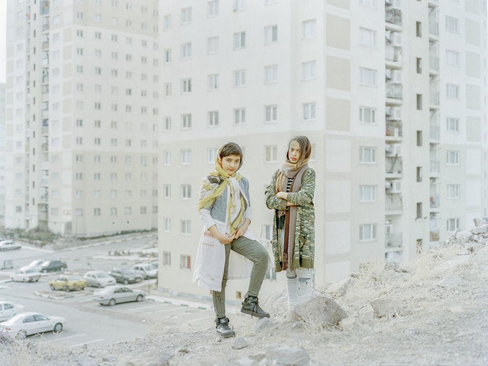伊朗專業攝影師哈什姆·沙克里的攝影系列《失樂園》中的作品《失樂園》