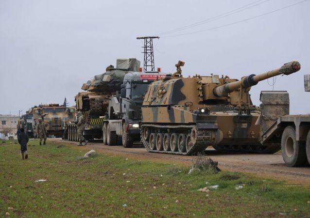 土耳其:在伊德利卜「消滅」了55名敘利亞軍人