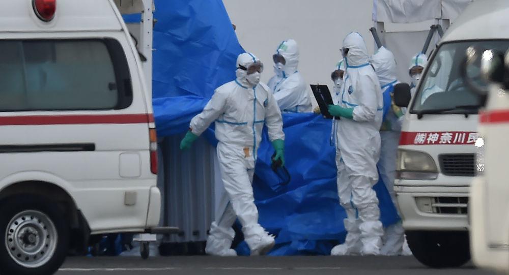 日本一家醫院疑似出現冠狀病毒大規模感染