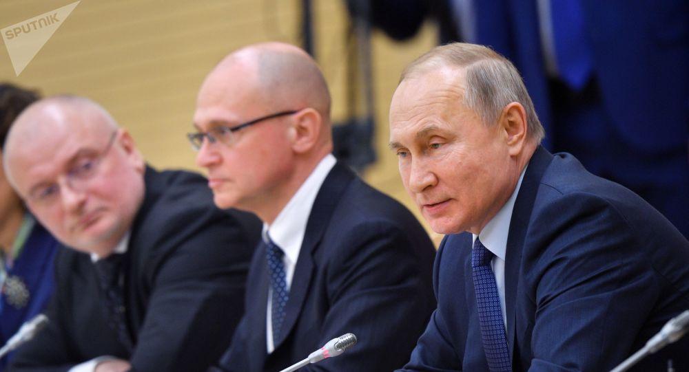 普京:媽媽和爸爸的概念將留在俄羅斯