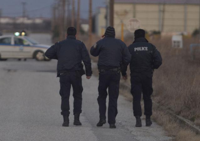 在雅典市中心槍戰中1名阿富汗人死亡