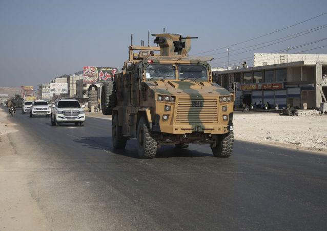 土耳其向與敘伊德利卜交界處派遣400名特種兵