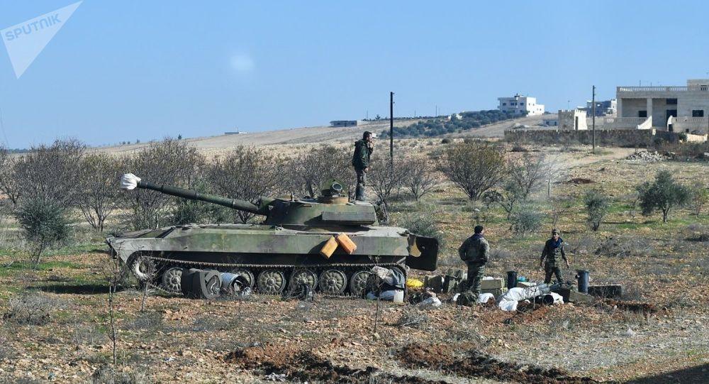俄駐敘調解中心否認有關敘政府軍士兵遭土軍打擊身亡的消息