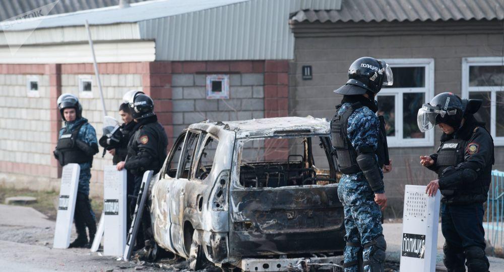 哈薩克斯坦南部大規模騷亂的受傷者人數為185人