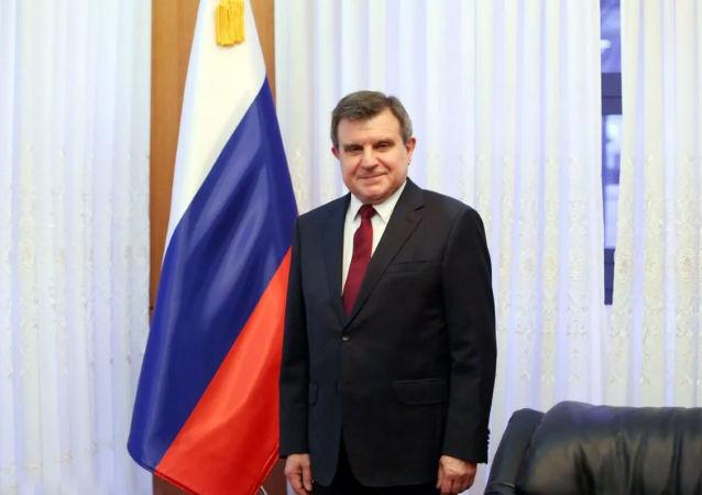 俄羅斯駐韓國大使安德烈·庫利克