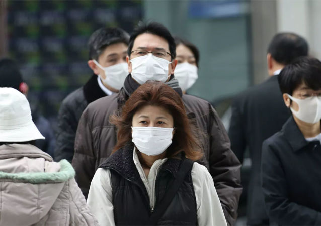 日本政府派遣軍事醫務人員援助北海道抗擊COVID-19疫情
