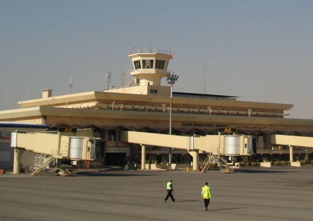 敘利亞阿勒頗機場