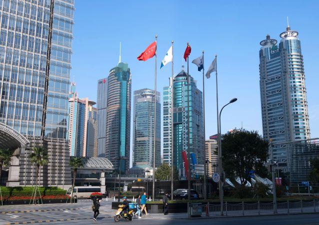 上海浦東新區