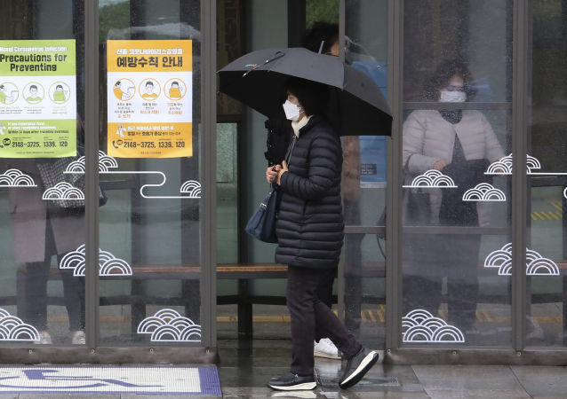 韓國因冠狀病毒出現「只對韓國人服務」的餐廳