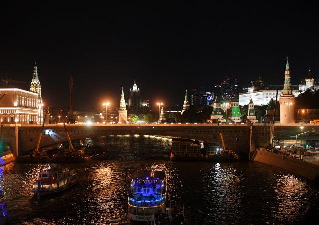 莫斯科河大橋