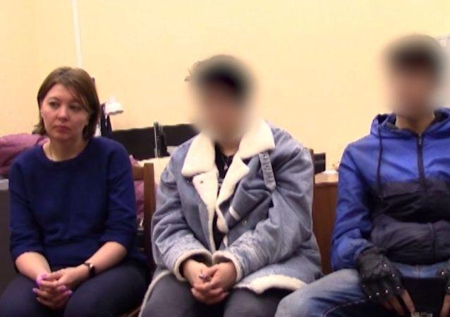 俄安全局拘捕計劃襲擊薩拉托夫學校的兩名少年