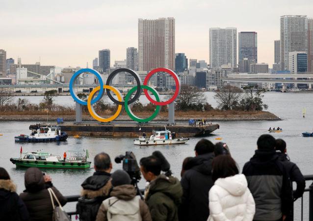 安倍晉三:儘管有冠狀病毒但日本會繼續籌備奧運會