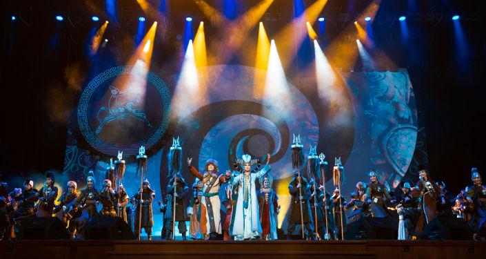 克宮大劇院佛教新年音樂會