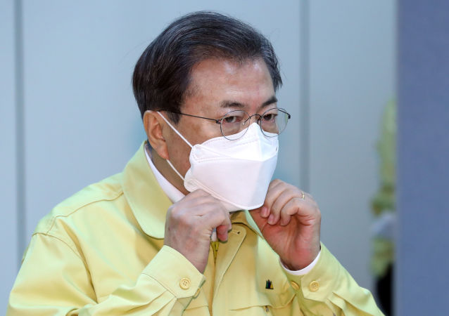 韓媒:韓國總統文在寅或於4月初接種阿斯利康新冠疫苗