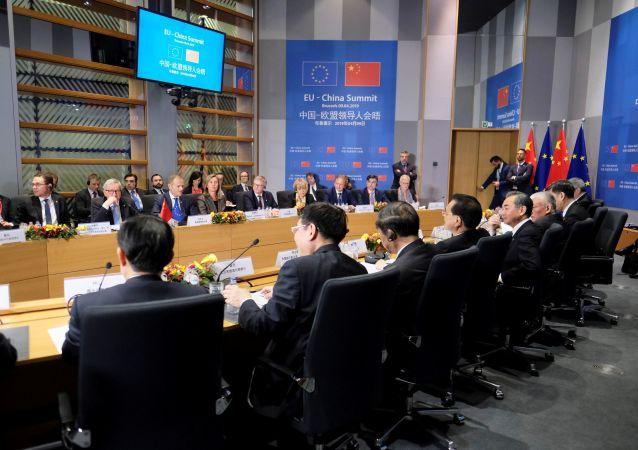 歐盟和中國可能因冠狀肺炎疫情而取消峰會