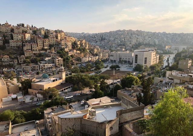 約旦首都安曼