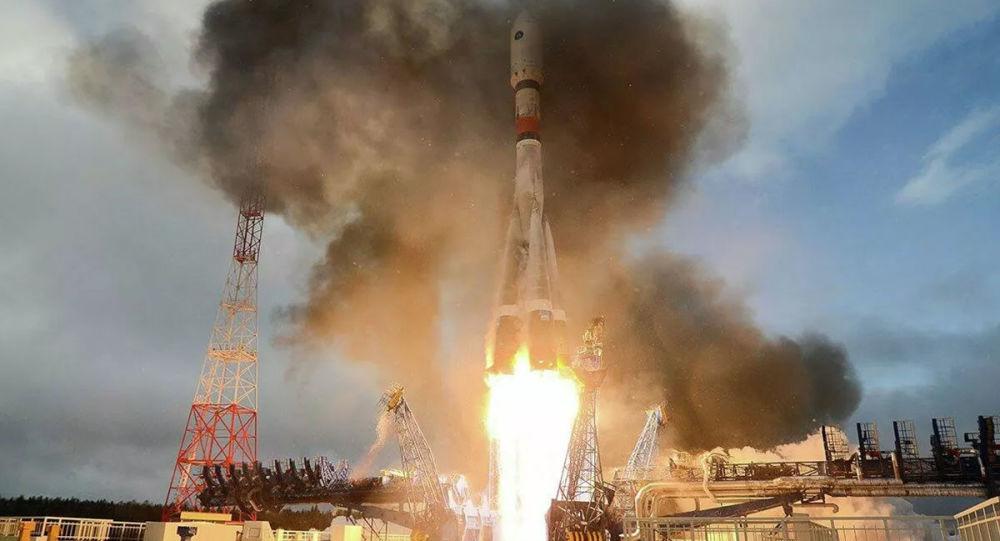 「子午線-M」通信衛星發射