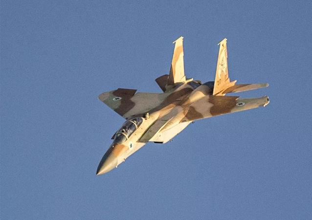 以色列戰鬥機打擊從加沙地帶起飛的無人機