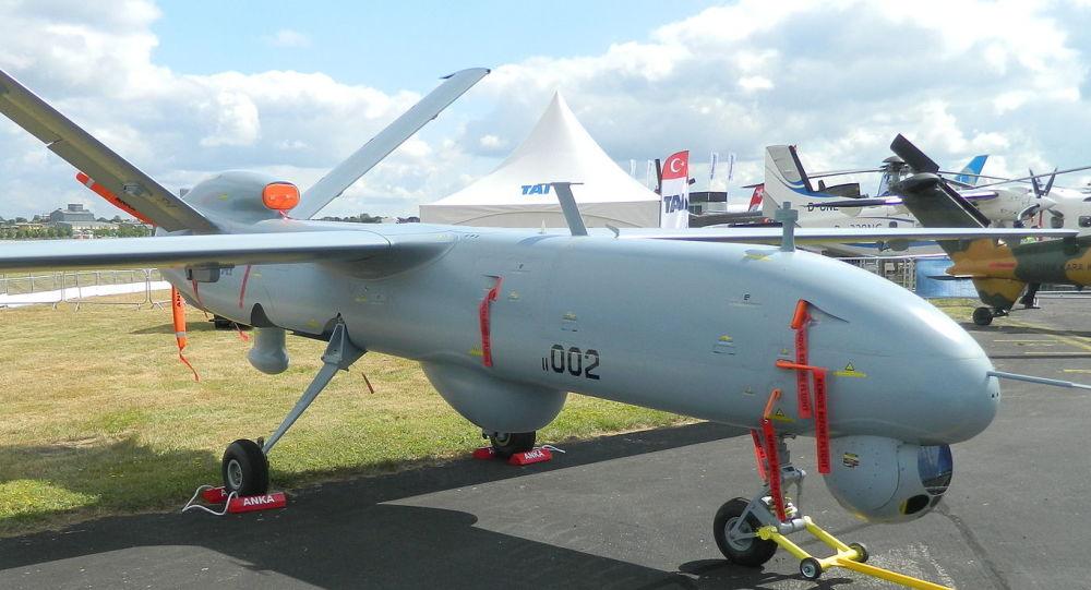 土耳其「安卡」(ANKA)無人機