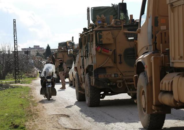 土耳其有決心將敘軍隊驅逐出伊德利卜地區
