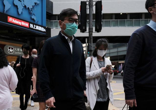 香港新增42例新冠肺炎確診病例 13例源頭不明