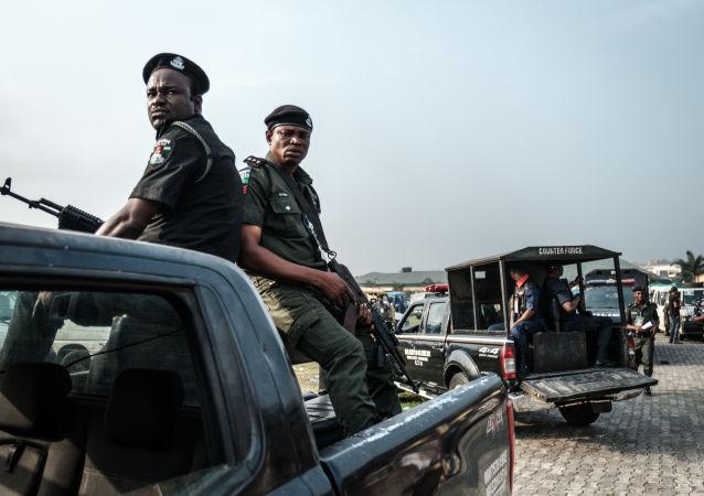 尼日利亞警察