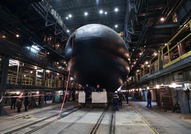 8國海軍曾採購「華沙女人」級常規動力潛艇