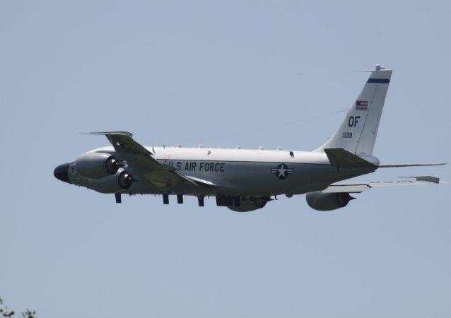 媒體:美國軍方否認美偵察機日前飛越台北上空的報道