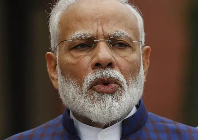 印度總理對英國菲利普親王逝世表示哀悼