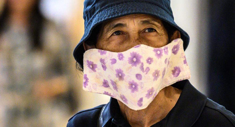 泰國公共衛生部提議居民在家製作兩億件紗布口罩