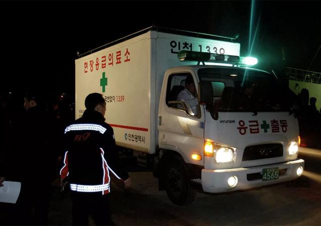 韓國救護車