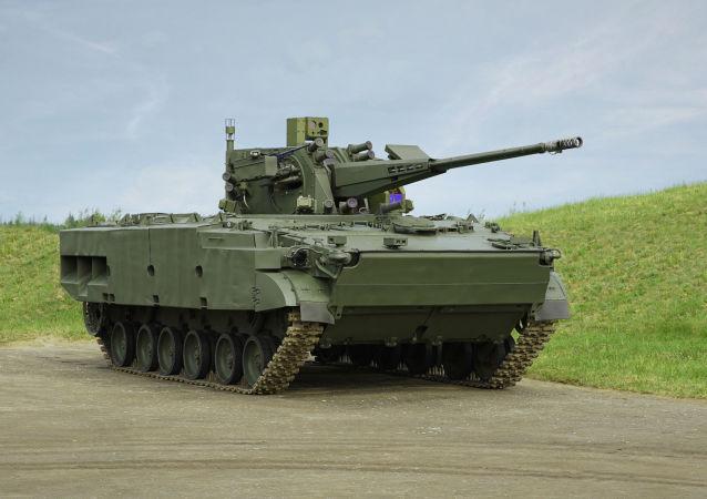 「偏流-防空」高炮系統