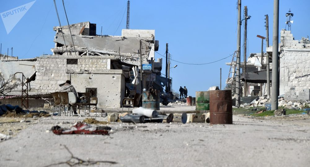 敘利亞外交部:禁化武組織有關化武襲擊的報告是偽造的