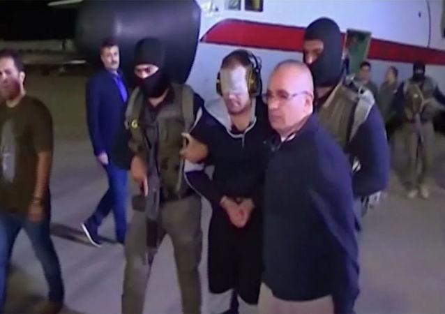 埃及頭號恐怖分子阿什馬維被處決