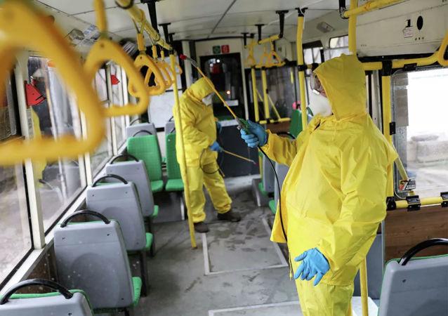 烏克蘭單日新增新冠病毒感染病例創最高紀錄達2481例 累計達116978例