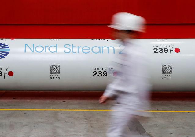 」北溪」管道德國段20年無需遵守新版歐盟天然氣指令
