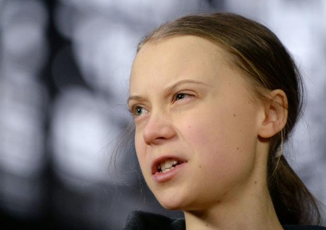 瑞典環保少女:女性需要平等 而非3月8日的祝賀