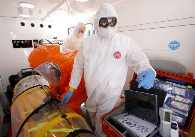 墨西哥新冠病毒感染確診病例累計超過7萬例