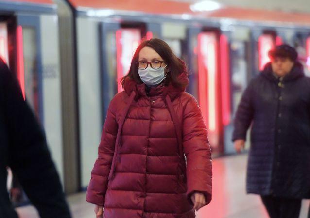 莫斯科市長:莫斯科地鐵不會因新冠病毒疫情停運