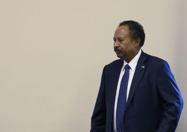 蘇丹總理哈姆杜克