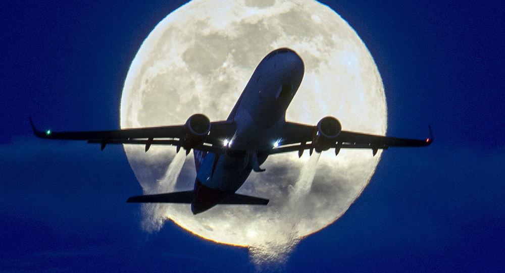 中國暫停國航莫斯科至北京航班運行一周