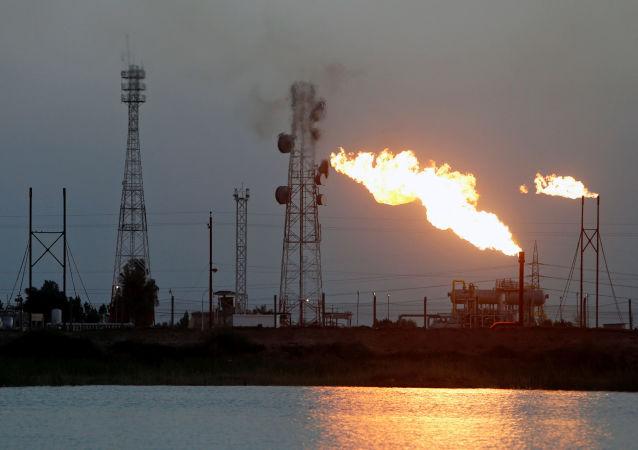 與中國振華石油控股有限公司的交易對伊拉克極為重要